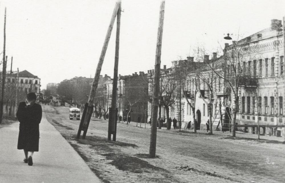 Проспект Ленина в Гомеле история