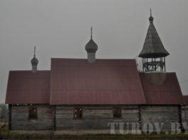 Храм Воскресения Христова в д. Букча Лельчицкого района