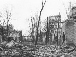 Оккупация гомель и дворец Румянцевых и Паскевичей