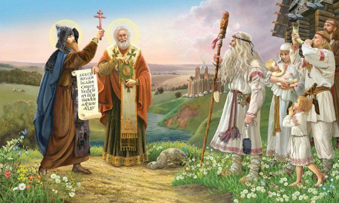 Сінтэз элементаў у фальклоры Гомельшчыны
