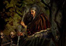 Ведзьма або ведьма у міфалогіі Гомельшчыны
