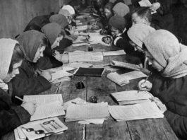 Ликвидация неграмотности в СССР и на Гомельщине