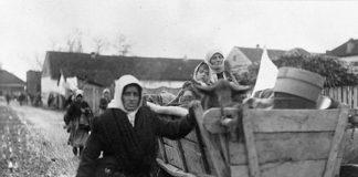 Бежанцы і беженцы на Беларусі ў Першай сусветнай вайне на Гомельшчыне