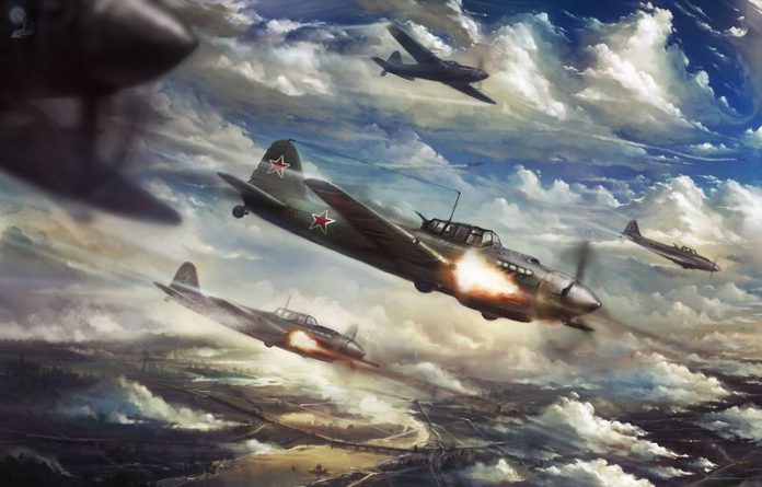 Истребители Ил-2 штурмовик и война в СССР