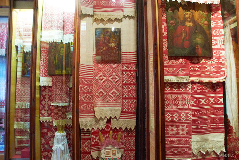 Беларуские рушники