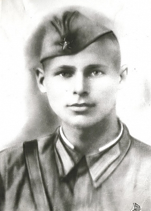 Юрий Шлыков воевал на истребителе ИЛ-2