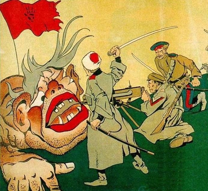 Стрекопытовское восстание в Гомеле и антибольшевистское восстание