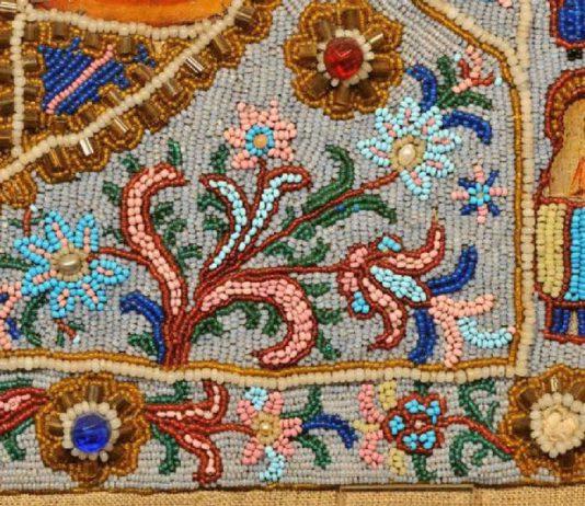 Традиции шитья религиозного и ветковская икона