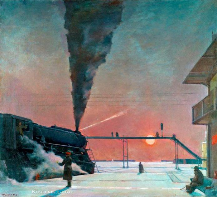 Георгій Ніскі / Георгий Нисский — В пути (1964)