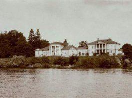 памятники истории и имение Кяневичей
