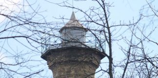 Башня обозрения в Гомеле
