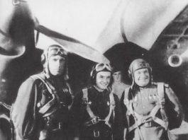 Последний бой советских лётчиков под Гомелем и воздушный таран