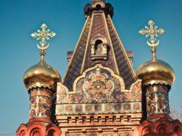 Часовня и усыпальница Паскевичей в Гомеле