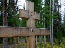 Репрессии священников и крест на месте расстрелов