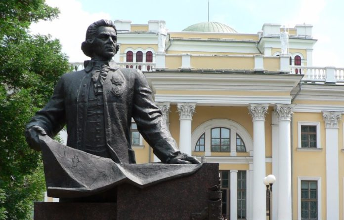 Николай Румянцев и усадьба в Гомеле а также Румянцевский кружок