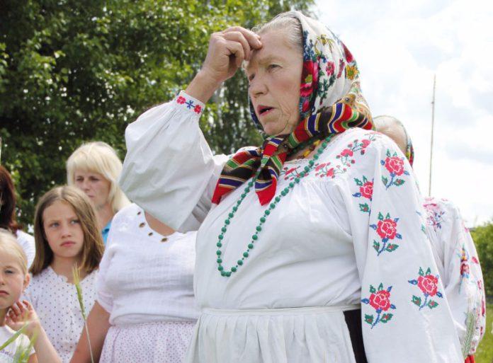 Традыцыйныя святы Гомельшчыны