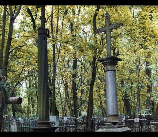 Могілкі ў Гомелі и кладбище в Гомеле