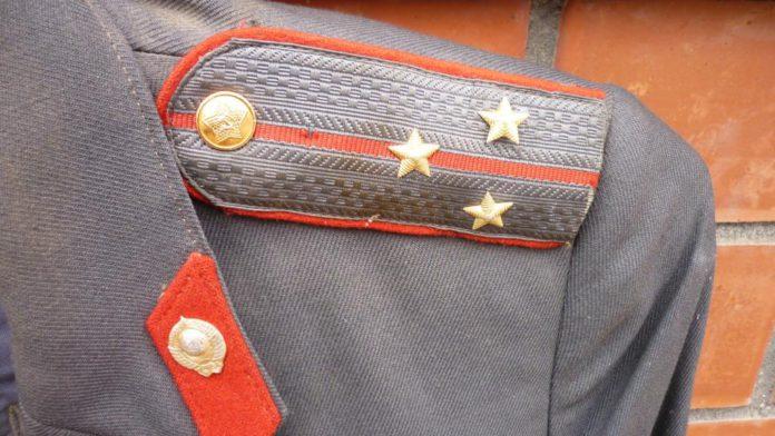 Гомельская милиция и униформа