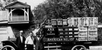 ARA і амерыканская арганізацыя дапамогі