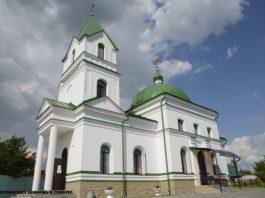 Николаевская церковь в Гомеле