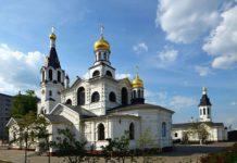 Архитектура Гомеля и Свято-Никольская (Николаевская) церковь