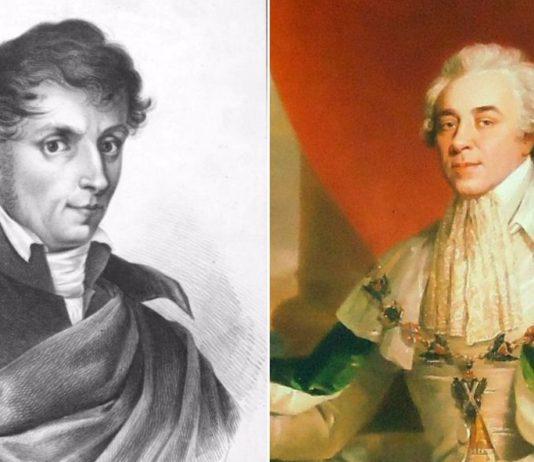 Кантакты Румянцава і Лялевеля