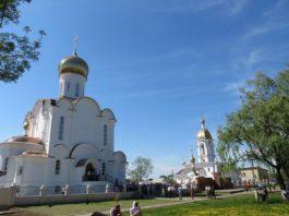 Христианские святыни и Кафедральный собор святителей Кирилла и Лаврентия Туровских в Турове