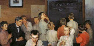 Церковные школы в гомельском уезде