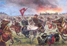 Гомель у полымі войнаў 17 стагоддзя і гомельскі замак