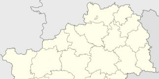 Административные районы Гомельской области