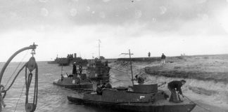 Днепровская военная флотилия и её корабли