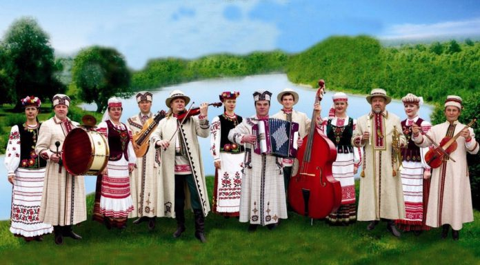 Музыкальная культура на Полесье