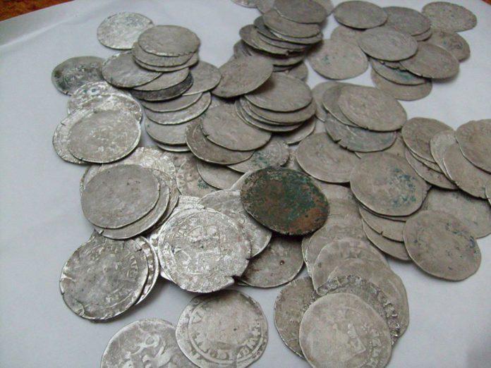 Находки монет и клад в Гомельской области