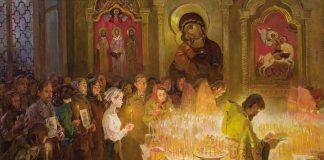 Петропавловский собор в Гомеле и история прихожане