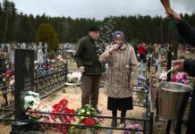 Похоронный обряд в Беларуси