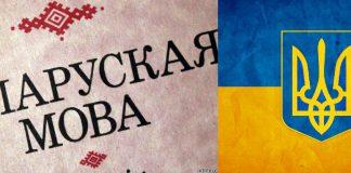 Українська та білоруська літературні мови XX ст. крізь призму Полісся