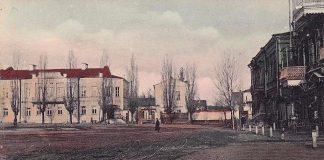 Женские гимназии г. Гомеля после революции 1917 г. и Гимназия Гомель