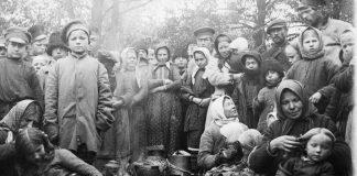 Положение и беженцы Первой мировой войны