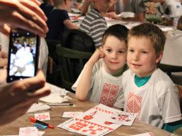Беларускія дзеткі (хлопчыкі) і малыдыя таленты