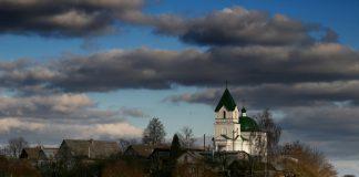 Валатава ў Гомелі і царква