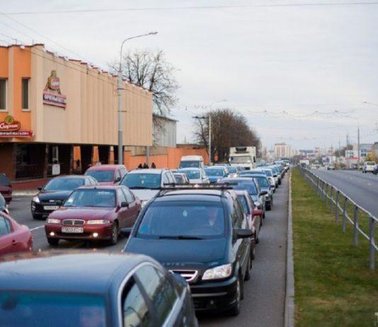 Гомель экология и пробки на дорогах Гомеля