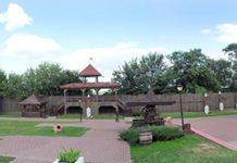 Мозырь и его замок