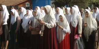 Румянцевы и старообрядцы в Гомеле и Ветке
