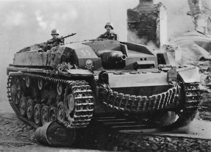 Гомельская бітва і Sd.Kfz. 142-1