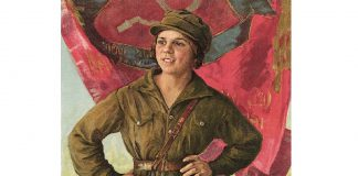 Женщины Гомель и история их на Гомельщине в СССР