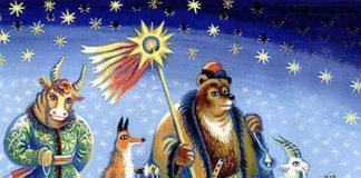 Народный календарь беларусов