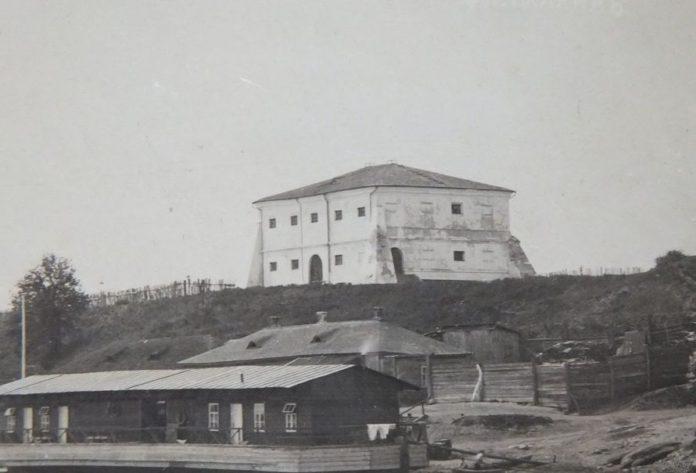 Замак Рагачоў Бона Сфорца