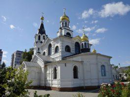 Никольская церковь в Гомеле