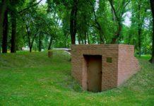 подземный ход в Гомеле