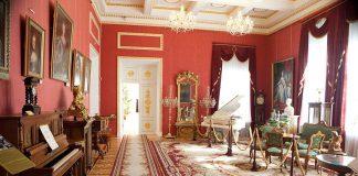 Дворец Гомель интерьеры музея